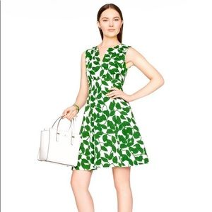 Kate Spade Leaf Dress